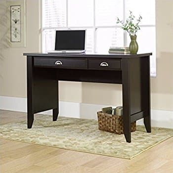 Sauder Shoal Creek Computer Desk, Jamocha Wood Finish $56.11 free ship w/Amazon Prime or Pick-Up @ Walmart
