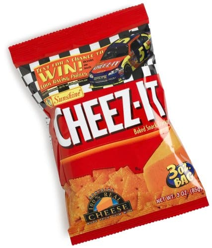 60 pack of 3 oz cheez it baked snack crackers slickdeals net