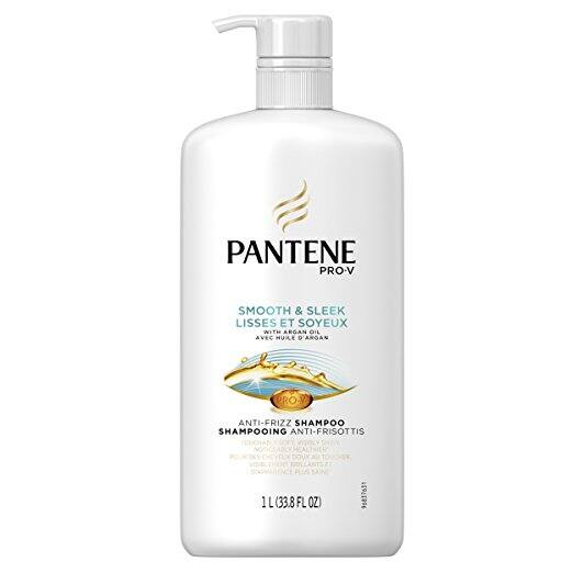 DEAD--Add-on Item: Pantene Pro-V Smooth Shampoo, 33.8 Fl Oz  $2.88 @Amazon