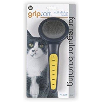 Add-on - JW Pet Company GripSoft Cat Slicker Brush $1.49 @Amazon
