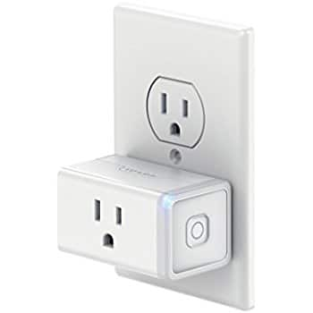 TP-Link HS105 Wi-Fi Smart Plug Mini, No Hub Required, Wi-Fi $24.99 @Amazon