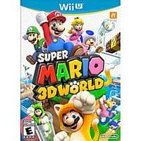 Best Buy Deal: Wii U Super Mario 3D world $49.99 at Best Buy (GCU for $39.99)