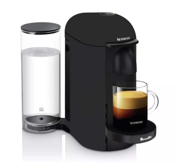 Nespresso VertuoPlus by Breville with free Aeroccino 4 $95 from Bloomingdales