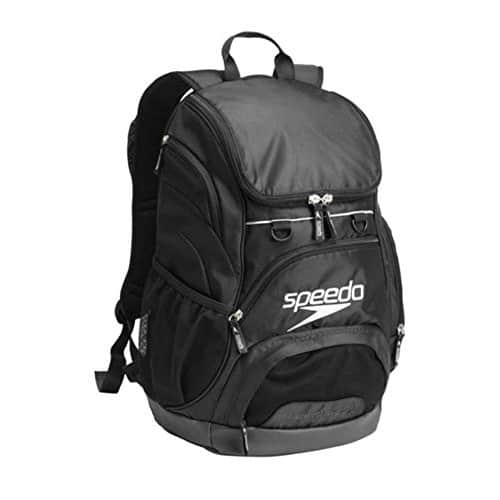 Speedo Large Teamster Backpack, 35-Liter [Hunter Green/Black] $30