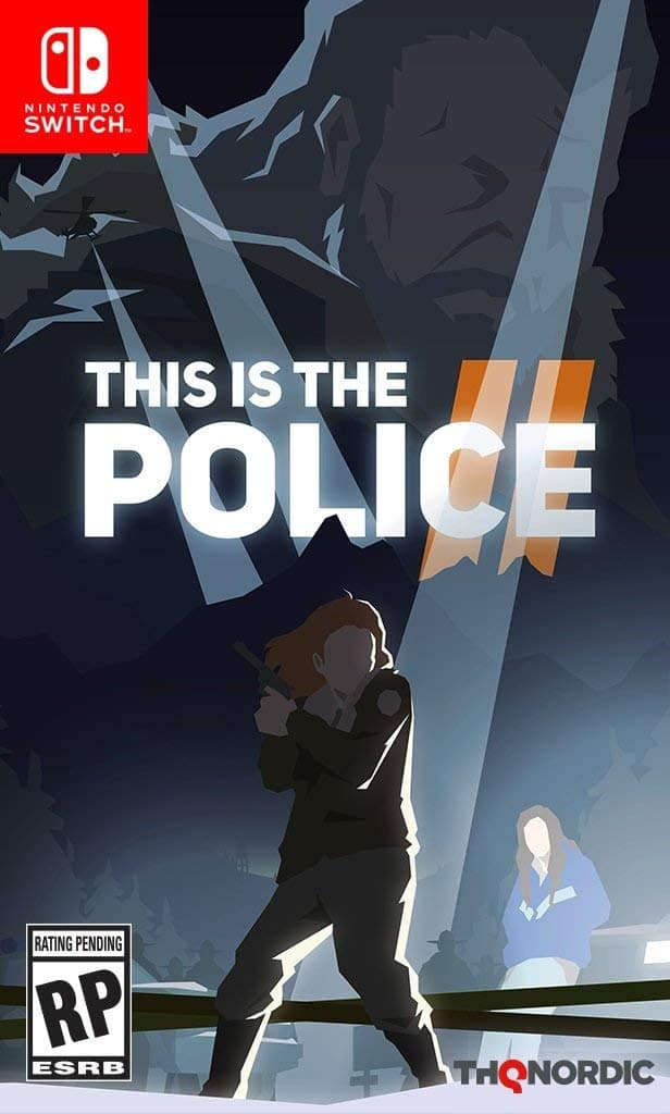 This Is the Police 2 - Nintendo Switch [Disc, Nintendo Switch] $17.04