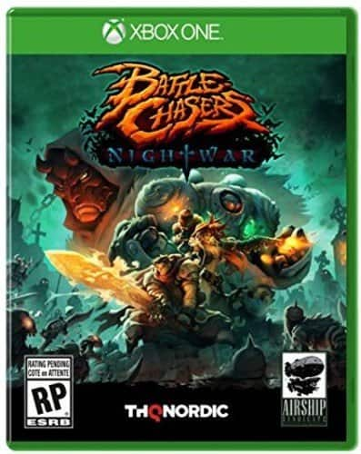 Battle Chasers: Nightwar - Xbox One [Disc, Xbox One] $11.83