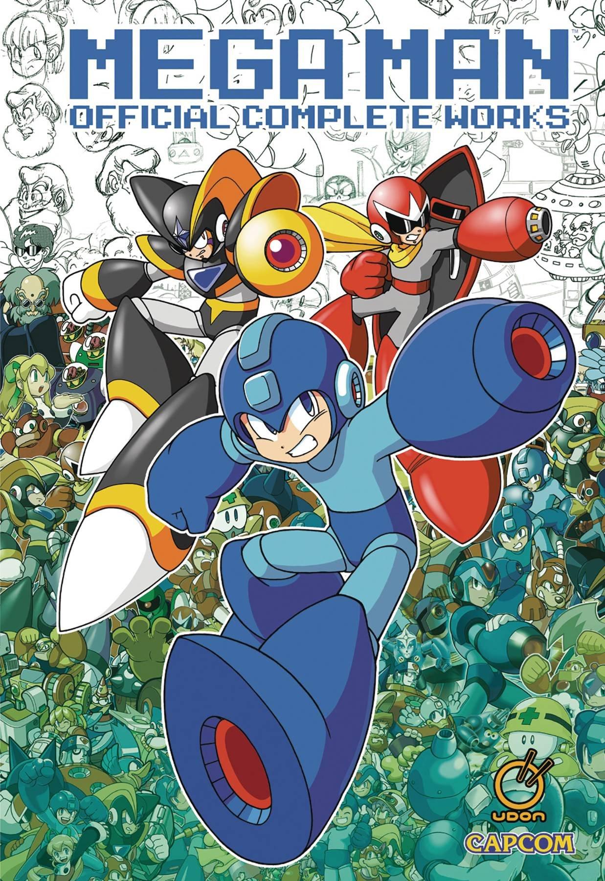 Mega Man: Official Complete Works $15.68