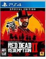 Digital Red Dead Redemption 2 Special Edition for PS4 $69.59