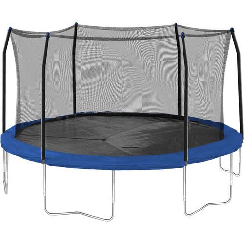 Skywalker Trampolines 15' Round Trampoline with Enclosure $239