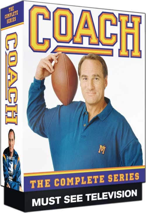 Coach The Complete (DVD) Series $19.99 shipped +More! Deep Discount 10% Sale