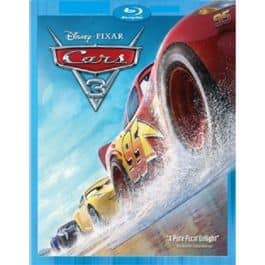 Pixar Cars 3 (Blu-Ray) Used Family Video $8.99 Shipped, Wonder Woman $6.39 - More titles