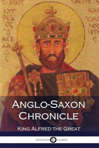 The Anglo-Saxon Chronicle Old England KINDLE Edtiion- FREE - Amazon Prime