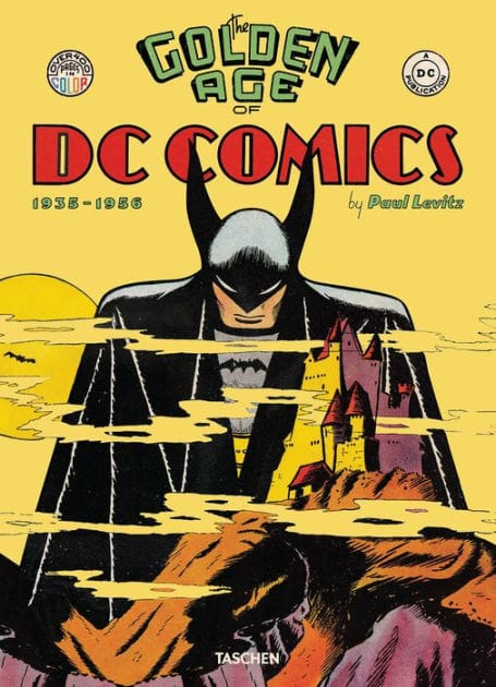 The Golden Age of DC Comics 1935-1956 HARDCOVER $7.49 Store Pickup (reg: $29.98) Clearance Barnes & Noble