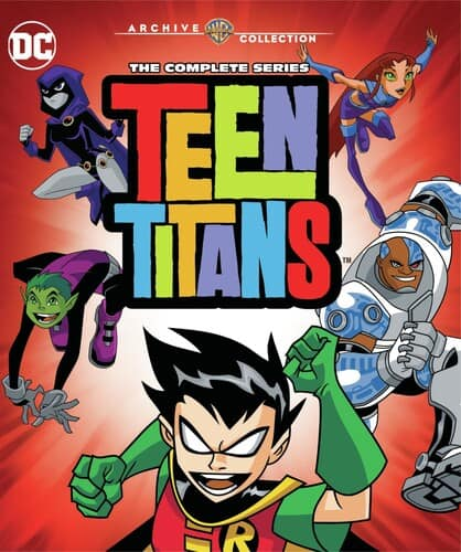 Teen Titans The Complete Series (Blu-Ray) Pre Order $32 Deep Discount Free Ship