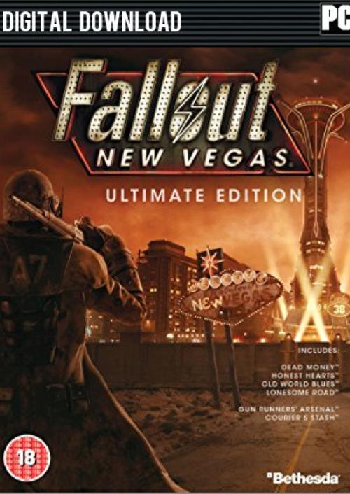 (PC) Fallout New Vegas Ultimate Edition  $6.19 CD Keys