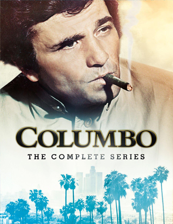 Columbo The Complete Series (DVD) Amazon $28.99