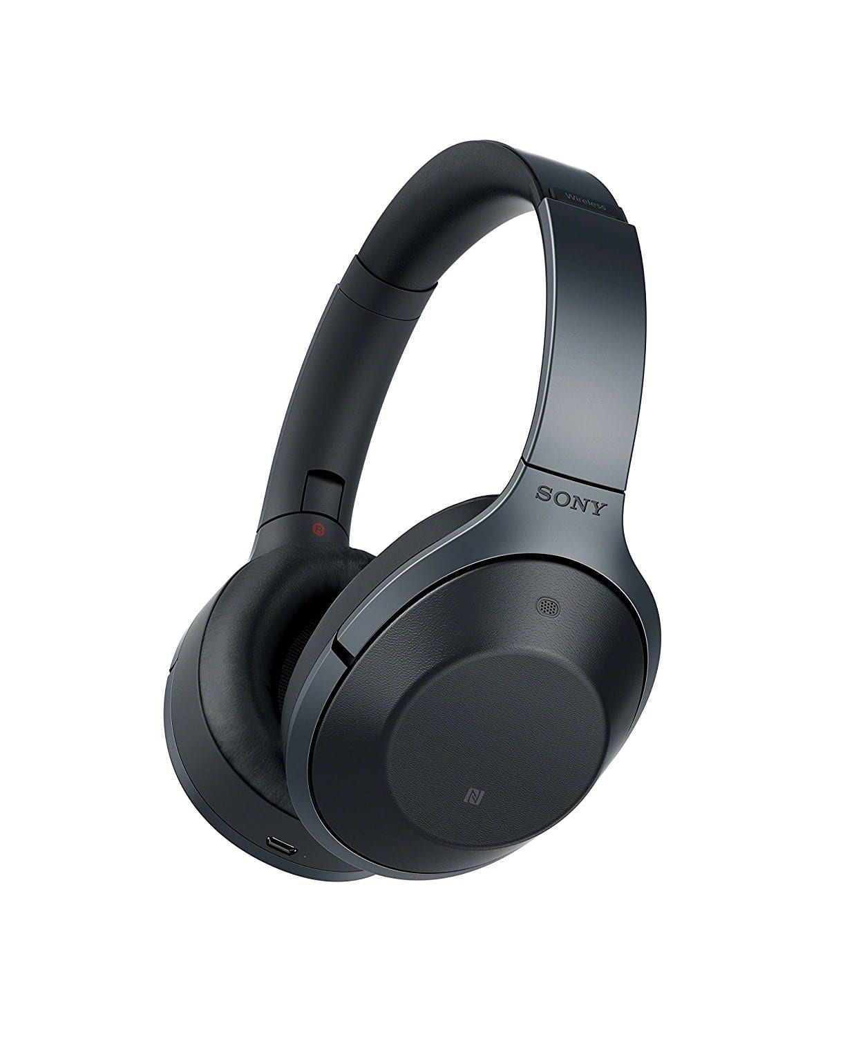 Sony MDR1000X/B noise-cancelling headphones ($298 on Amazon; $299.99 on Best Buy)