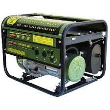 Sportsman GEN4000LP, 3250 Running Watts/4000 Starting Watts, Propane Powered Portable Generator $205 + FS after using promo code MONDAY $204.97