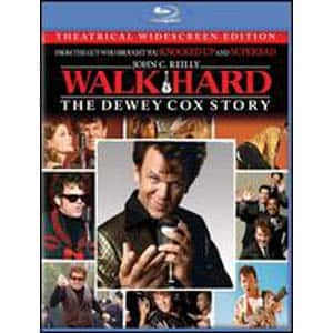 Walk Hard: The Dewey Cox Story [Blu-ray] COLOR - $2 (in-store and online: $2.99 shipping for online purchase) $1.99