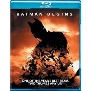 Batman Begins, Beetlejuice, The Frighteners and more Blu Rays $4.98 at Fry's (free in-store pick-up; $2.99 shipping)