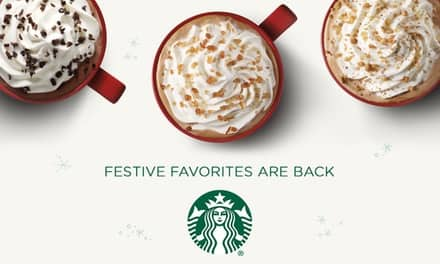 YMMV:  $10 Starbucks eGift card for $5 at LivingSocial