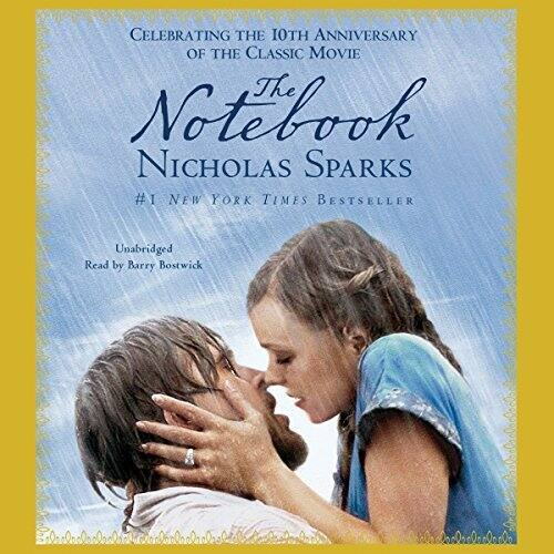 Audible Daily Deal:  The Notebook by Nicholas Sparks $3.95