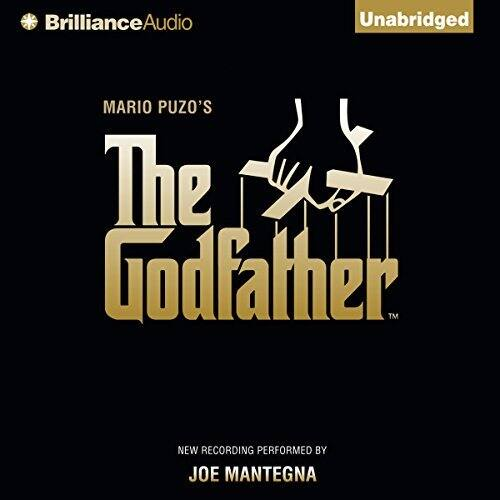 Audible Daily Deal - The Godfather (Unabridged) by Mario Puzo for $5.95