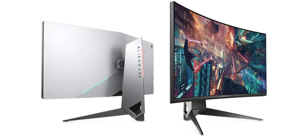 [Dell] Alienware 34 inch Curved Gaming Monitor 120hz GSYNC - AW3418DW $999.99
