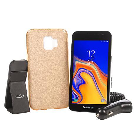 "Samsung Galaxy J2 5"" 16GB Tracfone + 1500 Minutes/Texts/Data $50 + Free Shipping HSN"
