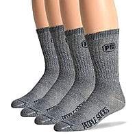 Amazon Deal: People Socks 4 Pairs 71% Mens Merino Wool Socks - $19.95