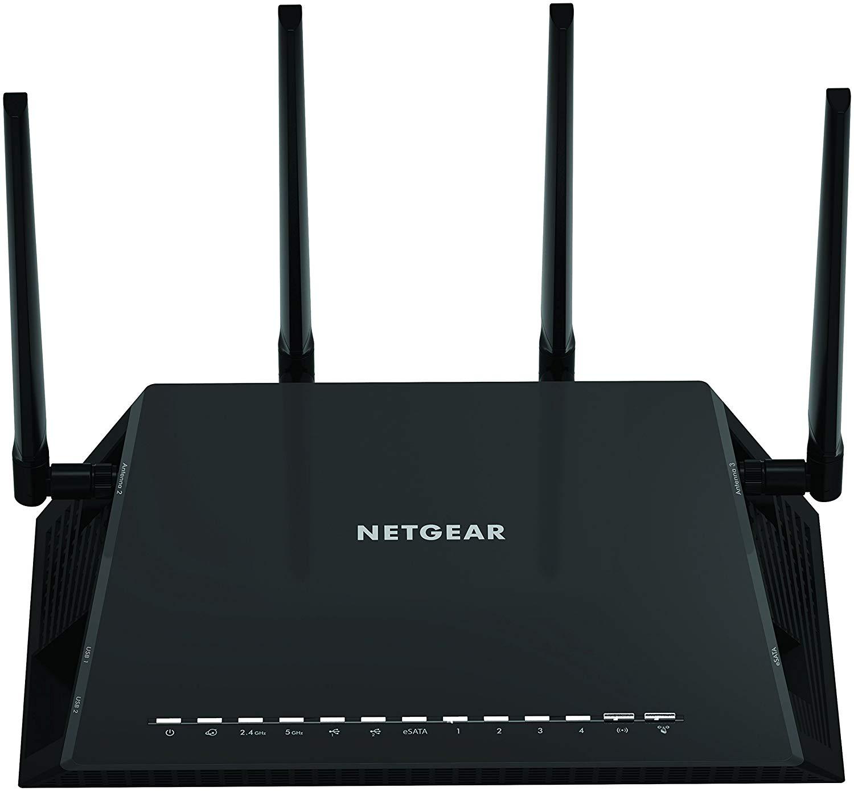 Netgear Nighthawk X4S AC2600 Dual-Band Gigabit Router - Page
