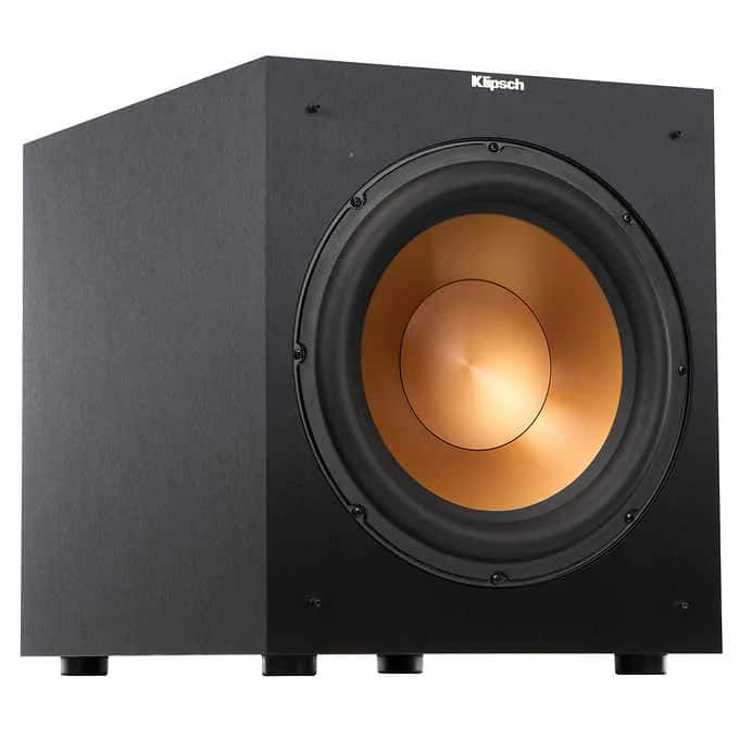 Klipsch R-12SW Reference Powered Subwoofer - Costco - 400W - 12 inch - 189$ $189
