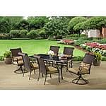 Better Homes and Gardens Riverwood 7-Piece Patio Dining Set @ Walmart.com $523 + tax.  Free pick-up at store.