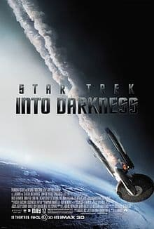 Free HD copy of Star Trek: Into the Darkness with a purchase of new star trek ticket via Fandango