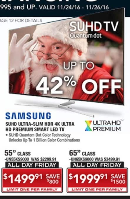 P.C. Richard & Son Black Friday & Cyber Monday Sales. Here's what we found last year: P.C. Richard & Son had all kinds of deals during the holiday season. And when tech junkies weren't snagging price-slashing discounts right before and after Thanksgiving, they were splurging on Cyber Monday sale items.