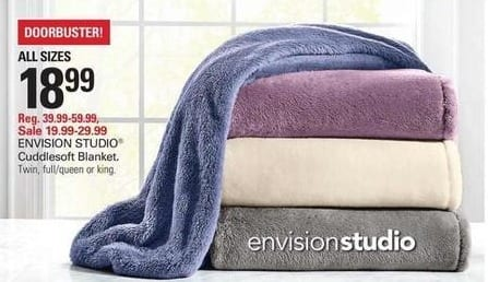 Shopko Black Friday: Envision Studio Cuddlesoft Buddle for $18.99