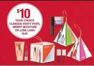 Belk Black Friday: Clinique Party Pops for $10.00