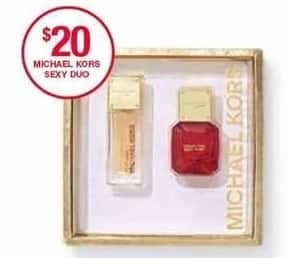 Belk Black Friday: Michael Kors Sexy Duo for $20.00