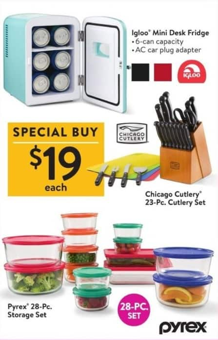 Walmart Black Friday: Chicago Cutlery 23-Pc. Cutlery Set for $19.00