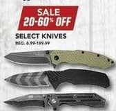 Field & Stream Black Friday: Select Knives - 20-60 % OFF