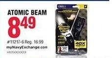 Navy Exchange Black Friday: Atomic Beam Flashlight for $8.49