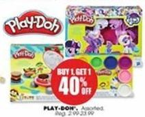 Blains Farm Fleet Black Friday: Play-Doh - B1G1 40% Off