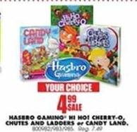 Blains Farm Fleet Black Friday: Hasbro Gaming Candy Land for $4.99