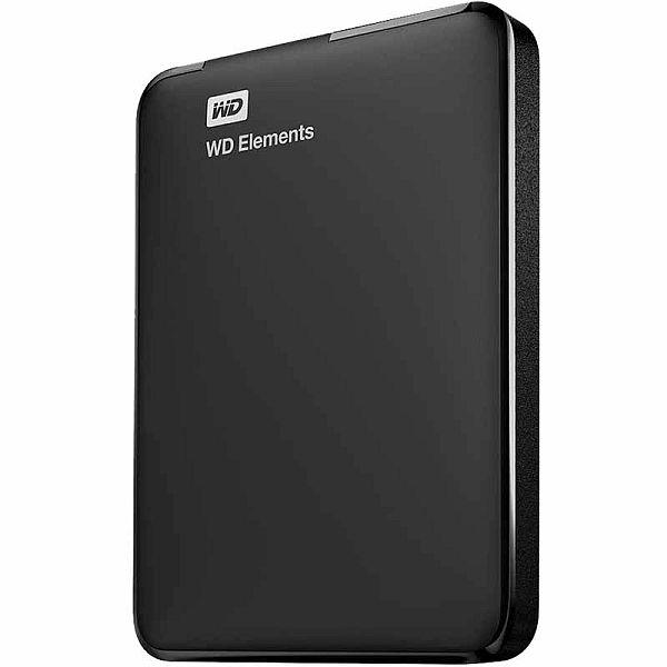 WD Elements 2TB Portable External Hard Drive $59