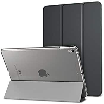 JETech iPad Pro 10.5 SmartCover Or Tempered Glass Protector with Free iPhone X Bumper Cover for $6.99 @ Amazon