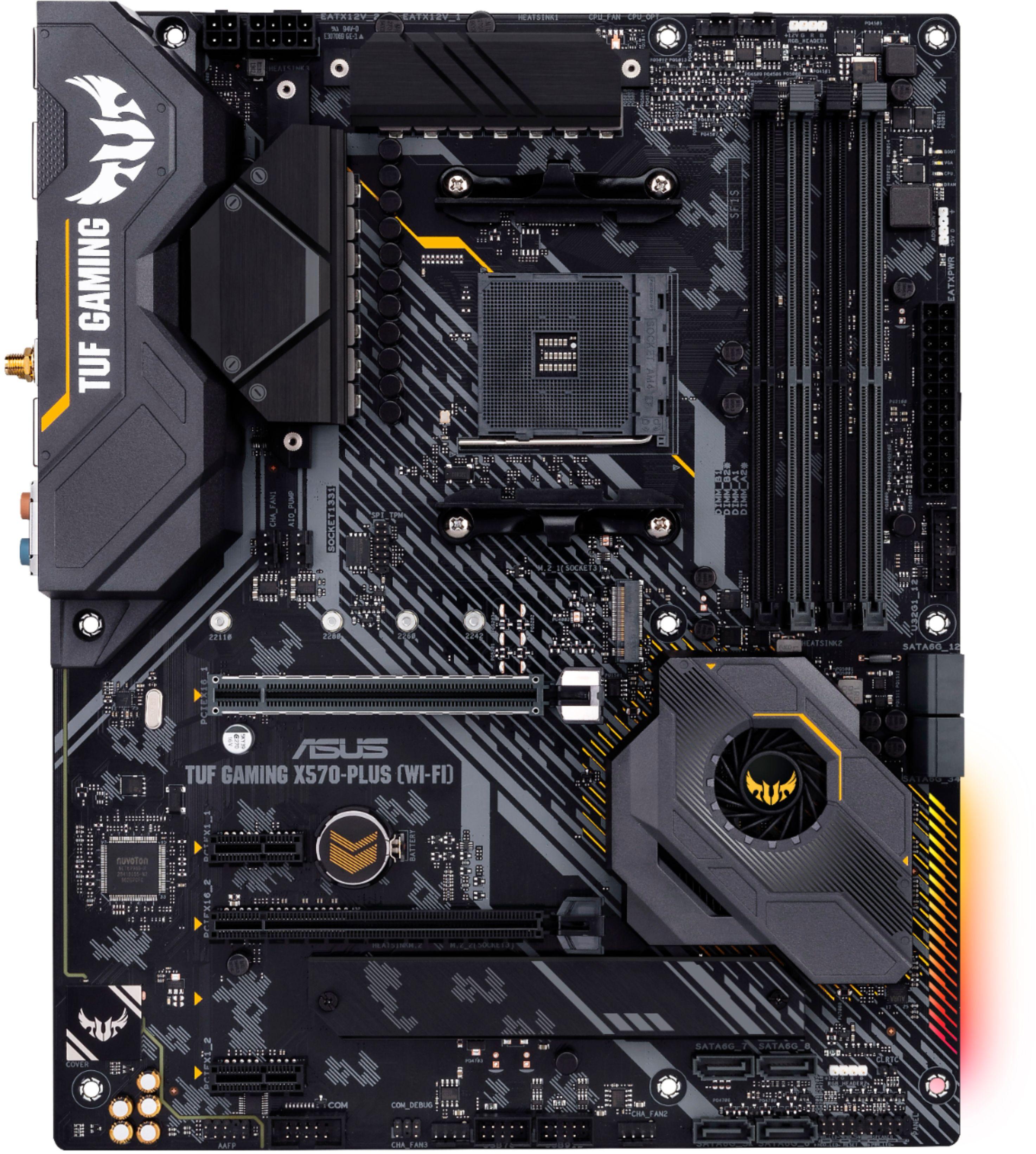 New Budget Gaming PC build - AMD 3600X CPU + ASUS TUF Gaming X570 Plus WiFI + G.Skill 16G = $480.00