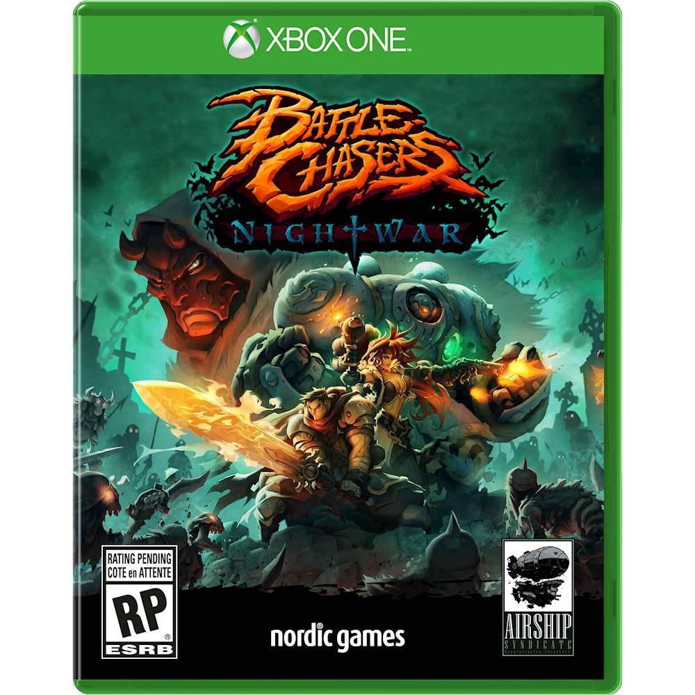 battle chasers nightwar (Xbox) @ Best Buy $17.99 ($14.39 w GCU)