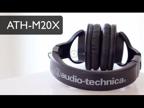 Audio-Technica ATH-M20x Headphones $39