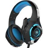 BlueFire 3.5mm Stereo Gaming LED Lighting Over-Ear Headphone wi/ Mic for ps4 or xbox Red Blue or Green $13 FSSS via amazon