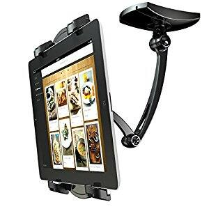 2-In-1 Tablet holder Kitchen Mount Wall Stand for 7-12 inch Tablets Ipad or nexus etc $29 AC FS W/ Amazon Prime